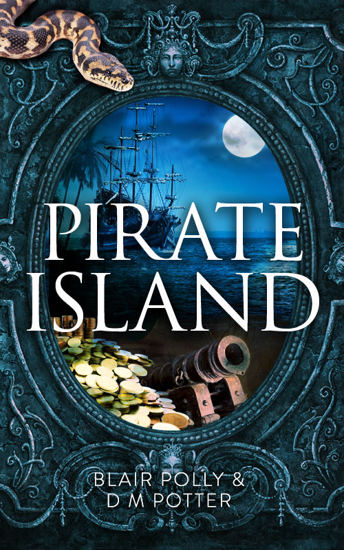 Pirate Island cover