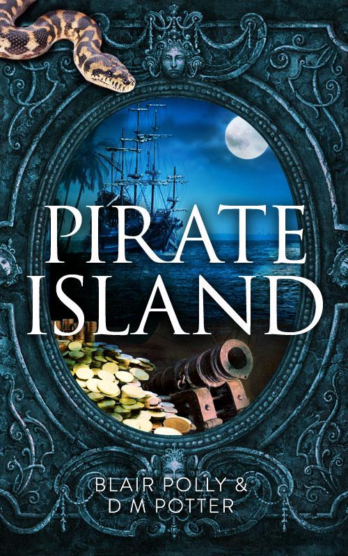 Pirate Island cover