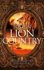 Lost in Lion Country cover